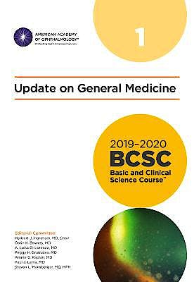 Portada del libro 9781681041360 Update on General Medicine. Basic and Clinical Science Course 2019-2020, Section 1 (American Academy of Ophthalmology)