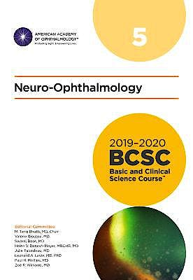 Portada del libro 9781681041407 2019-2020 Basic and Clinical Science Course, Section 5: Neuro-Ophthalmology