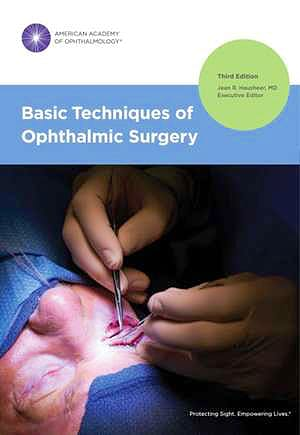 Portada del libro 9781681042190 Basic Techniques of Ophthalmic Surgery