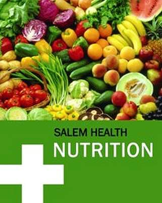 Portada del libro 9781682171356 Salem Health. Nutrition