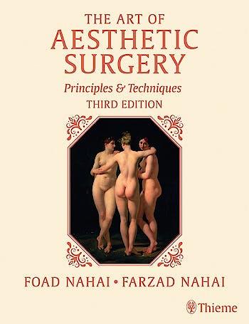 Portada del libro 9781684200399 The Art of Aesthetic Surgery. Principles and Techniques Volume 2: Facial Surgery