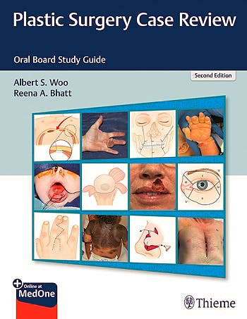 Portada del libro 9781684200627 Plastic Surgery Case Review. Oral Board Study Guide