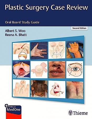 Portada del libro 9781684200627 Plastic Surgery Case Review. Oral Board Study Guide