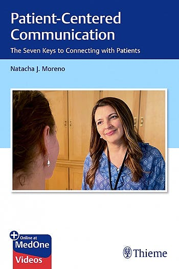 Portada del libro 9781684201839 Patient-Centered Communication. The Seven Keys to Connecting with Patients