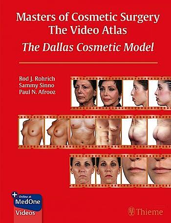 Portada del libro 9781684202171 Masters of Cosmetic Surgery. The Video Atlas. The Dallas Cosmetic Model