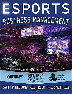 Portada del libro 9781718200227 Esports Business Management