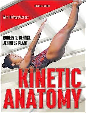 Portada del libro 9781718201439 Kinetic Anatomy