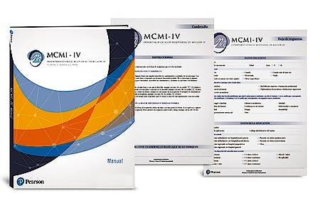 Portada del libro 9781719808491 MCMI-IV, Inventario Clínico Multiaxial de Millon. Cuadernillos