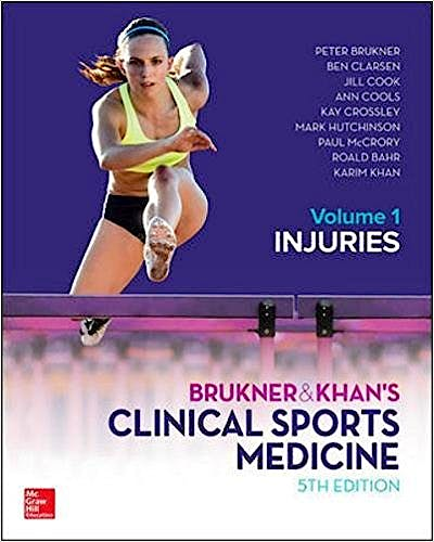 Portada del libro 9781760421663 Brukner and Khan's Clinical Sports Medicine, Vol. 1: Injuries