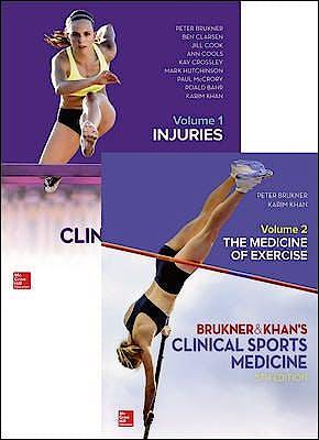 Portada del libro 9781760424596 Brukner and Khan's Clinical Sports Medicine, 2 Vols.