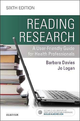 Portada del libro 9781771720731 Reading Research. A User-Friendly Guide for Health Professionals