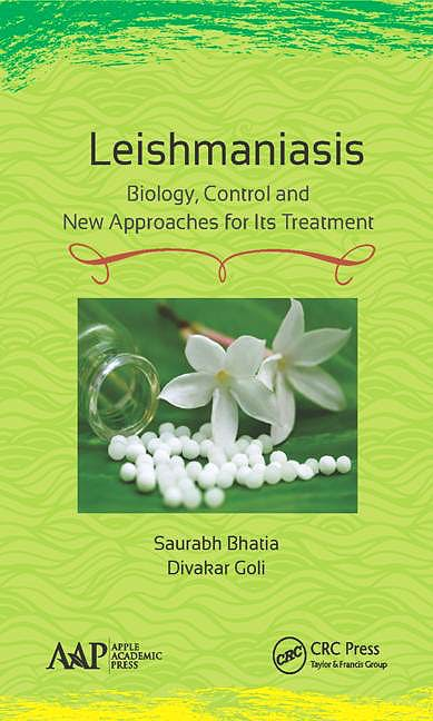Portada del libro 9781771884198 Leishmaniasis: Biology, Control and New Approaches for Its Treatment