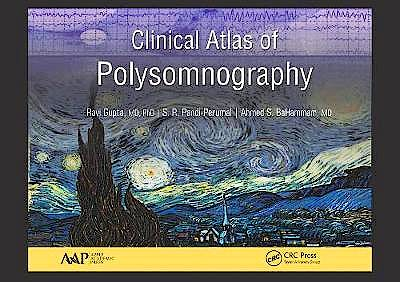 Portada del libro 9781771886635 Clinical Atlas of Polysomnography