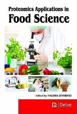 Portada del libro 9781773611365 Proteomics Applications in Food Science