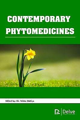 Portada del libro 9781773612850 Contemporary Phytomedicines