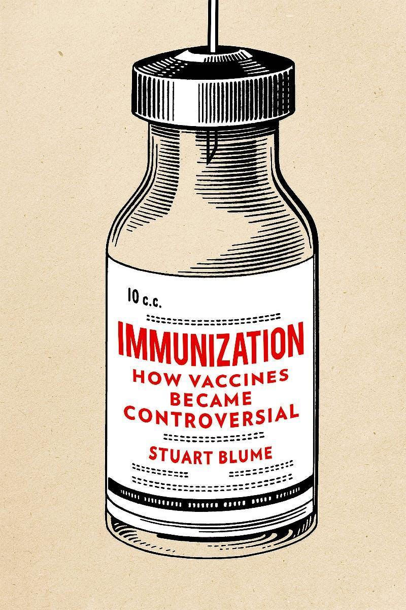 Portada del libro 9781780238371 Immunization. How Vaccines Became Controversial