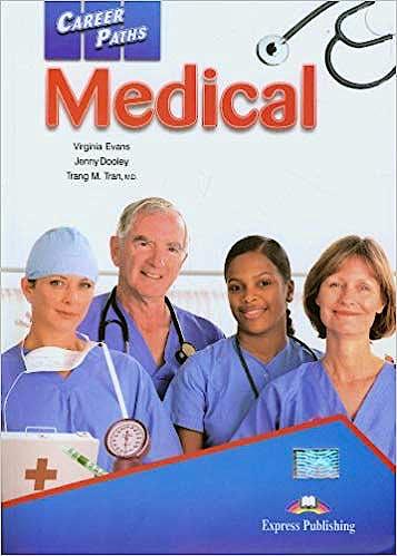 Portada del libro 9781780986579 Career Paths: Medical. Student's Book