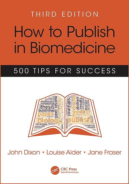 Portada del libro 9781785230103 How to Publish in Biomedicine: 500 Tips for Success
