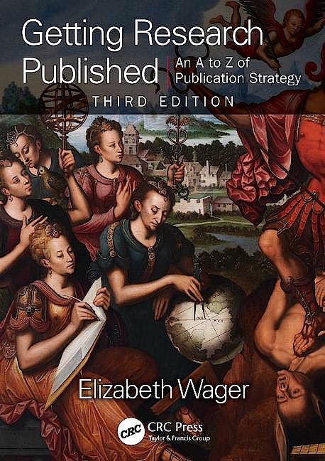Portada del libro 9781785231384 Getting Research Published: An A-Z of Publication Strategy
