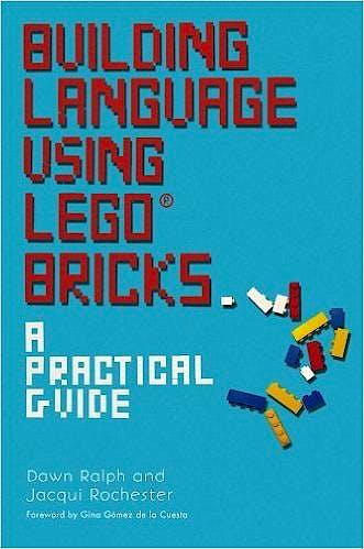 Portada del libro 9781785920615 Building Language Using Lego Bricks. a Practical Guide