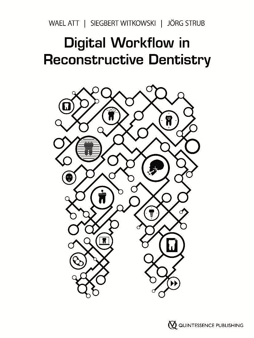 Portada del libro 9781786980250 Digital Workflow in Reconstructive Dentistry