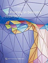 Portada del libro 9781786980267 3D Printing In Dentistry 2019/2020