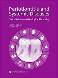 Portada del libro 9781786981004 Periodontitis and Systemic Diseases. Clinical Evidence and Biological Plausibility