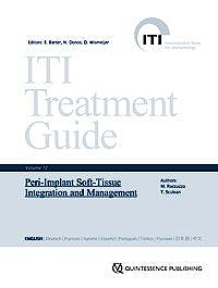 Portada del libro 9781786981011 Peri-Implant Soft-Tissue Integration and Management