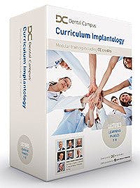 Portada del libro 9781786981028 Dental Campus—Curriculum Implantology: Modular Training including CE Credits 17-Volume Set (DVD-ROM)