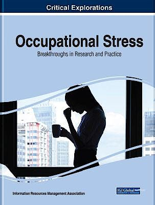 Portada del libro 9781799809548 Occupational Stress. Breakthroughs in Research and Practice