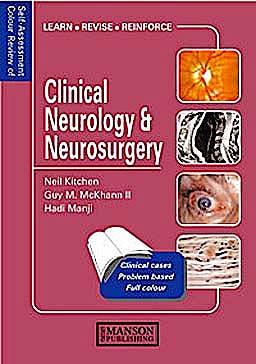 Portada del libro 9781840760118 Clinical Neurology and Neurosurgery. Self-Assessment Colour Review