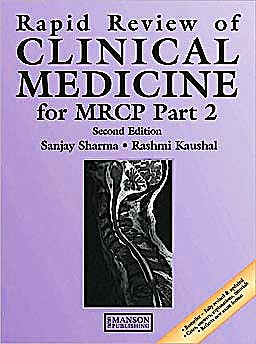 Portada del libro 9781840760705 Rapid Review of Clinical Medicine for Mrcp Part 2