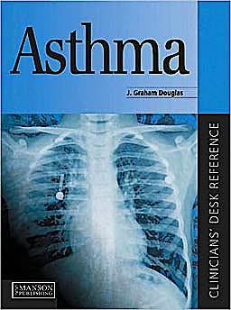 Portada del libro 9781840760828 Asthma. Clinician's Desk Reference