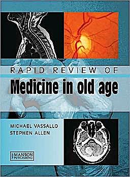 Portada del libro 9781840760903 Rapid Review of Medicine in Old Age