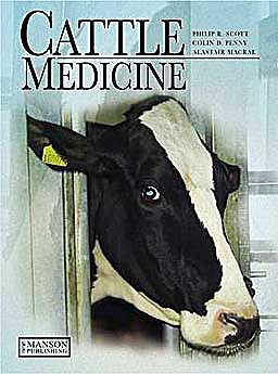 Portada del libro 9781840761276 Cattle Medicine