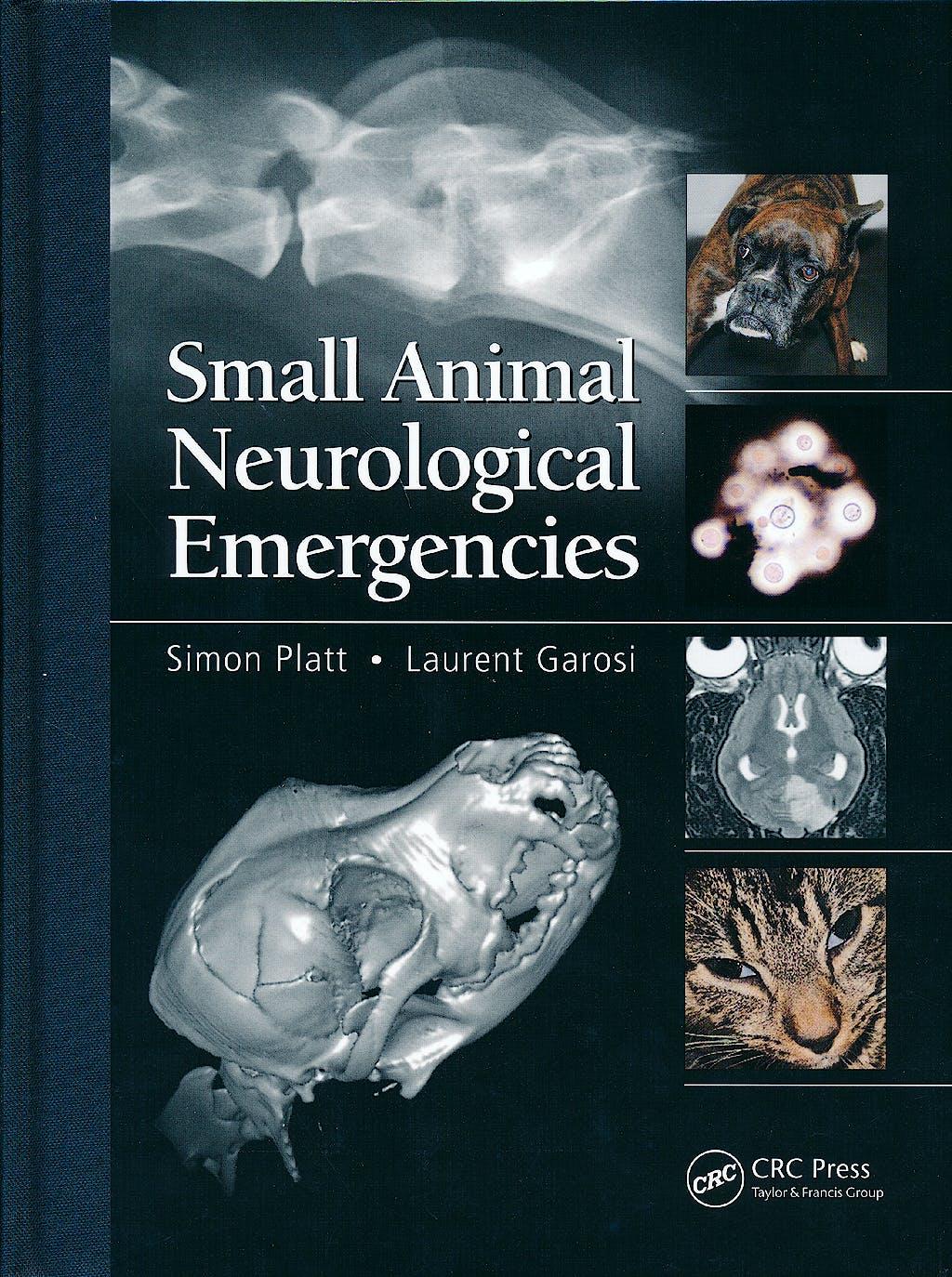 Portada del libro 9781840761528 Small Animal Neurological Emergencies