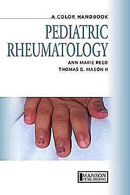 Portada del libro 9781840761573 Pediatric Rheumatology. a Color Handbook
