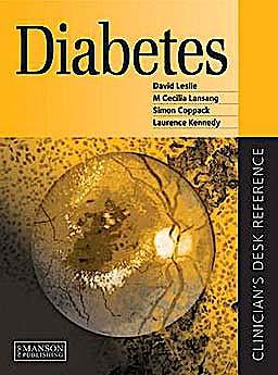 Portada del libro 9781840761580 Diabetes. Clinician's Desk Reference