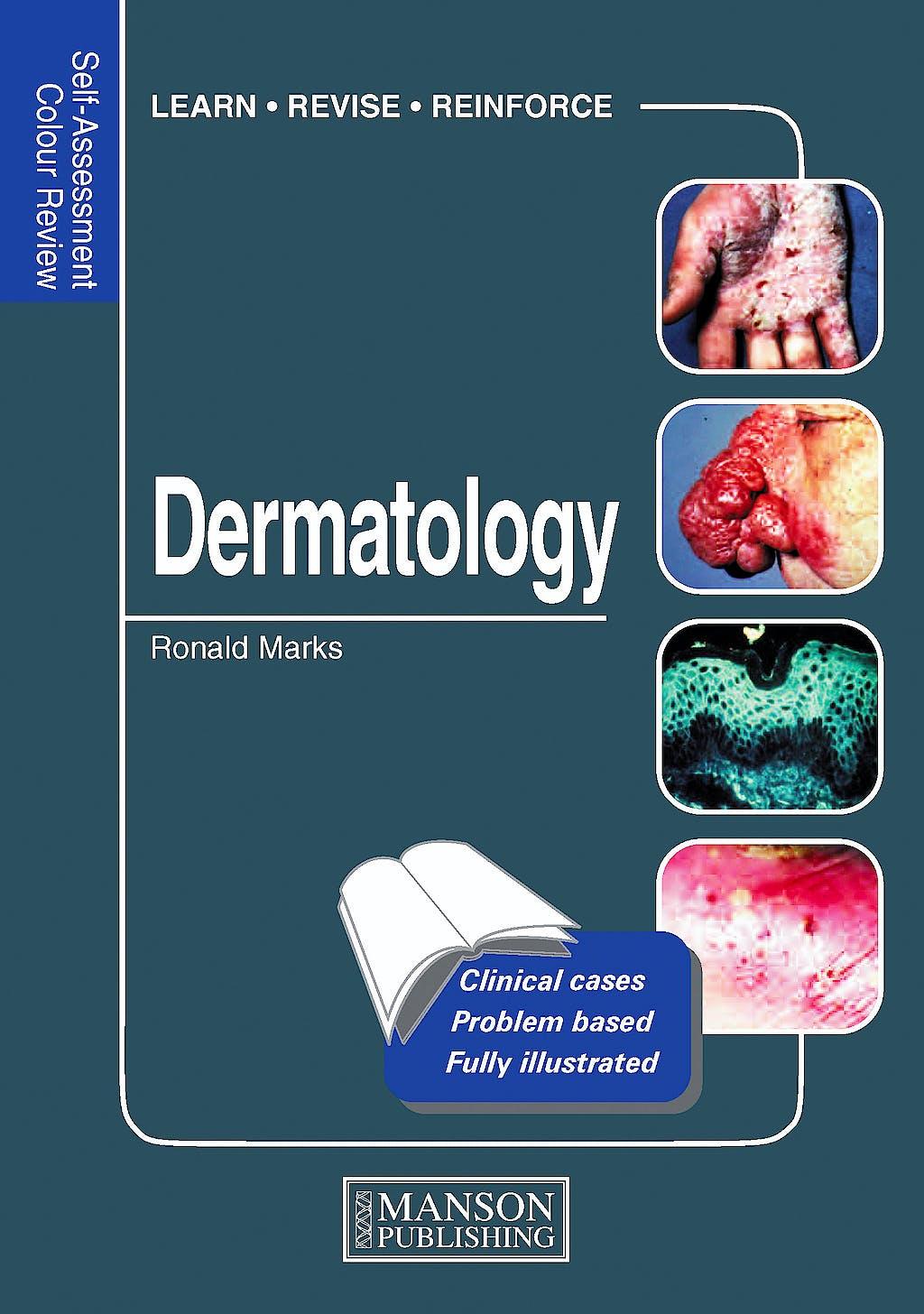 Portada del libro 9781840761665 Dermatology. Self-Assessment Colour Review