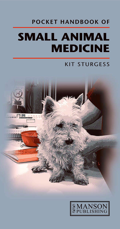 Portada del libro 9781840761740 Pocket Handbook of Small Animal Medicine