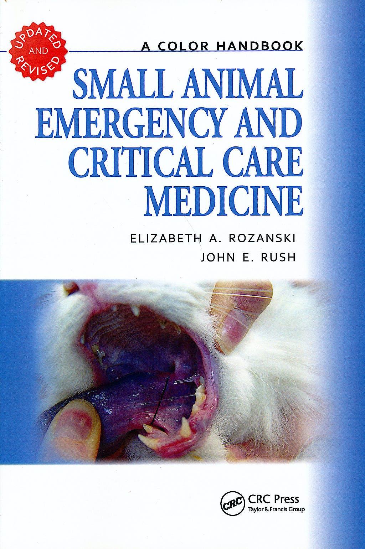 Portada del libro 9781840761856 Small Animal Emergency and Critical Care Medicine. a Color Handbook
