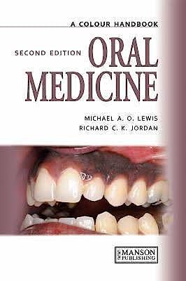 Portada del libro 9781840761894 Oral Medicine. a Colour Handbook