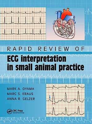 Portada del libro 9781840761986 Rapid Review of Ecg Interpretation in Small Animal Practice