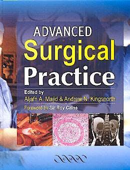 Portada del libro 9781841100180 Advanced Surgical Practice