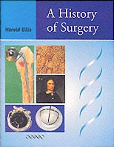 Portada del libro 9781841101811 A History of Surgery