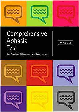 Portada del libro 9781841693798 Comprehensive Aphasia Test