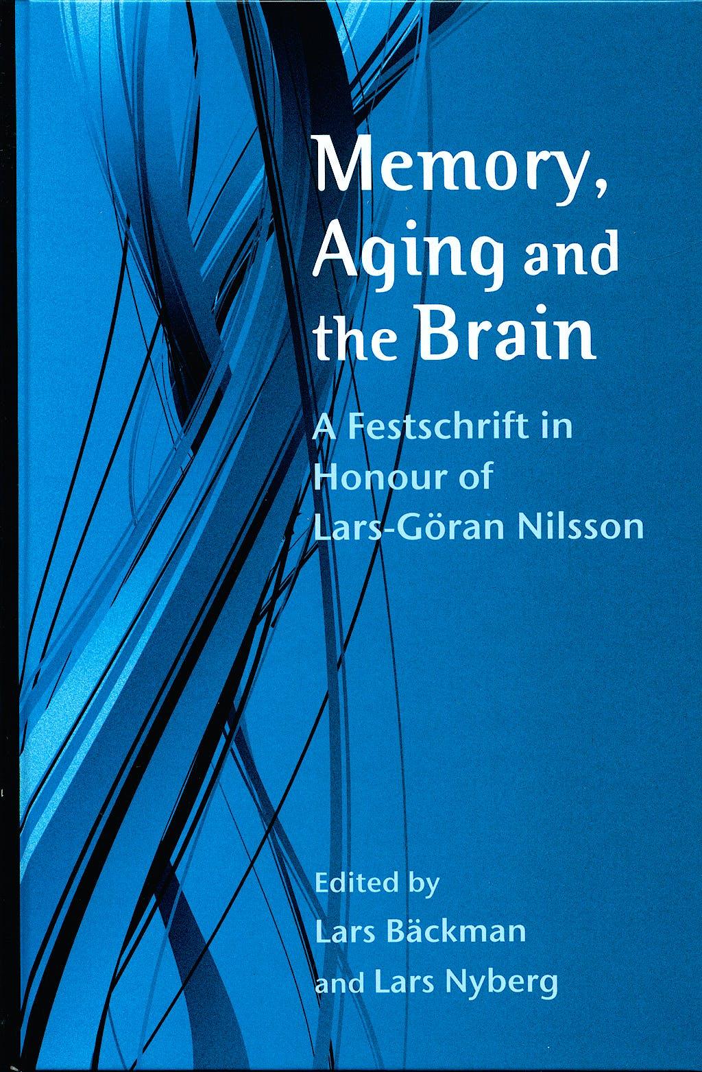 Portada del libro 9781841696928 Memory, Aging and the Brain