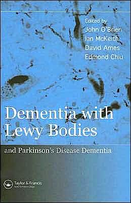 Portada del libro 9781841843957 Dementia with Lewy Bodies: And Parkinson's Disease Dementia