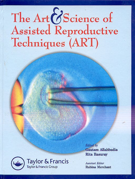 Portada del libro 9781841844497 The Art and Science of Assisted Reproductive Techniques (Art)
