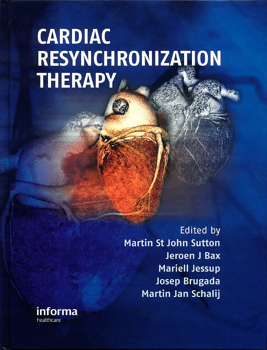 Portada del libro 9781841846378 Cardiac Resynchronization Therapy